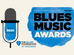 Nominácie na Blues Music Awards 2020