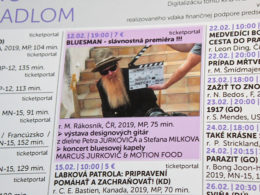 Premiéra filmu Bluesman v Bratislave
