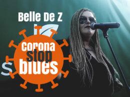Belle De Z Stop Corovavirus
