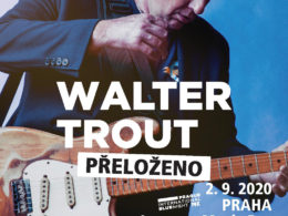 Prague International Bluenight Walter Trout