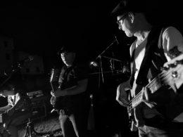 Hudební středy U Kapra 2020 Břeclav. Marius Dobra Blues Band