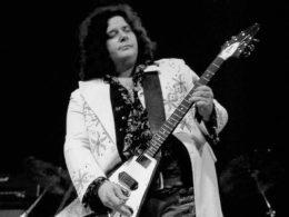Odišiel Leslie West ďalší gitarový velikán