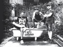 Bratislavská rocková skupina Koreňova Zelenina