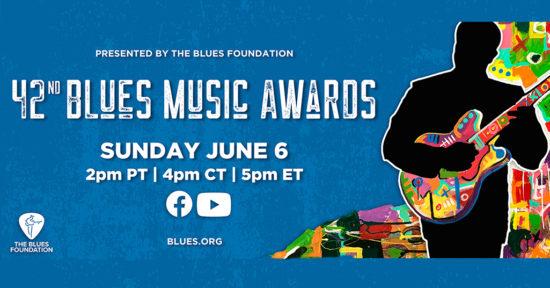Nominácie na Blues Music Awards 2021