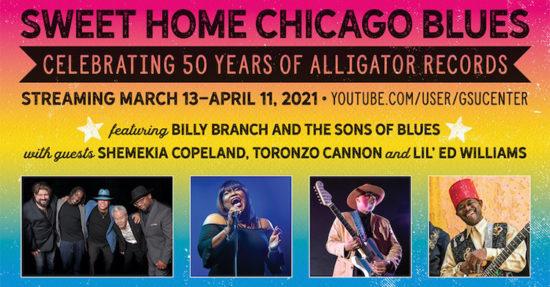 50. výročie Alligator Records