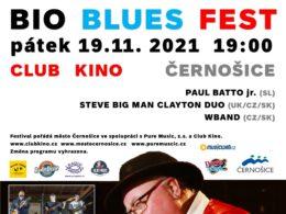 Bio Blues Fest 2021 Černošice