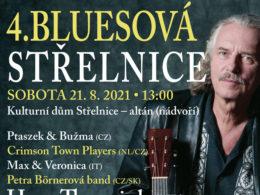 Medzinárodní festival Bluesová Střelnice 2021
