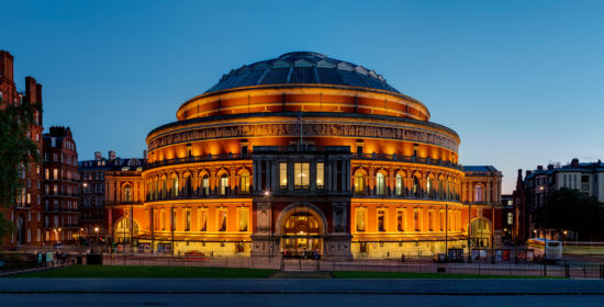 Royal Albert Hall v Londýne má 150 rokov