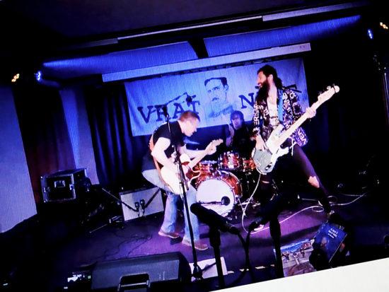 Band Of Heysek v klube Vrátnice
