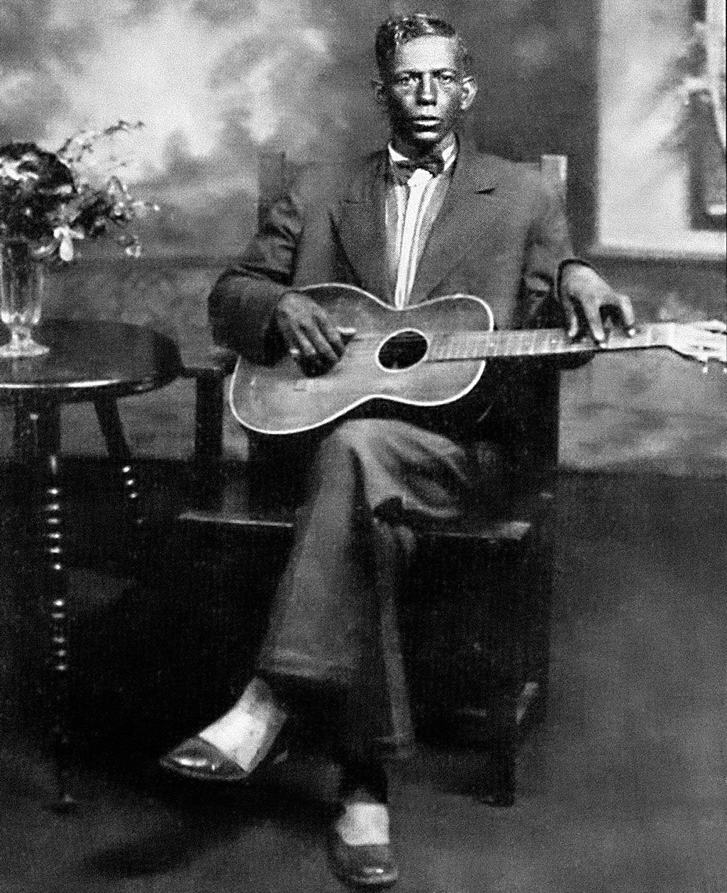 Charley Patton v rock and rollovej sieni slávy