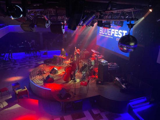 Medzinárodný festival BlueFest 2021 Online