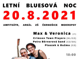 Letní bluesová noc 2021 Černošice