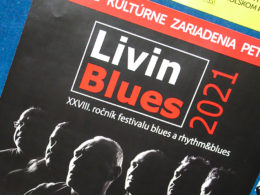 Festival Livin' Blues 2021 v Bratislave