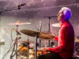 The Rolling Stones idú na turné bez bubeníka Charlie Wattsa