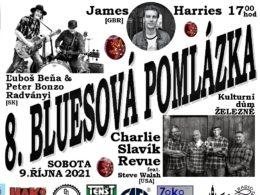 Festival Bluesová pomlázka 2021
