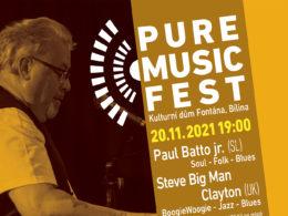 Festival Pure Music Fest 2021 v Bíline